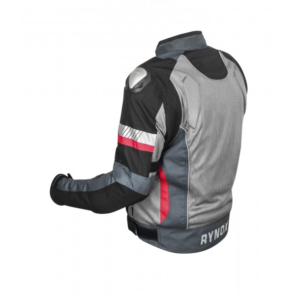RYNOX STORM EVO L2 JACKET (KNIGHT GREY)